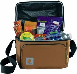 deluxe dual compartment insulated lunch