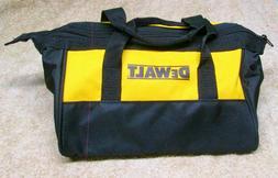 DeWALT NEW Original 18V Drill carry bag GREAT LUNCH BOX ! NE
