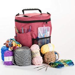 GloryStar DIY Knitting Storage <font><b>Bucket</b></font> <f
