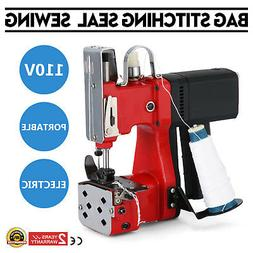 Electric Bag Sewing Machine Sealing Machines 110V  equipment