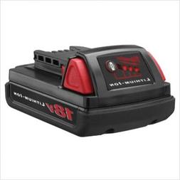 Milwaukee Electric Tools - 18V Compact Batteries Battery 18V