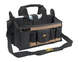custom leathercraft 1529 16 pocket 16 inch