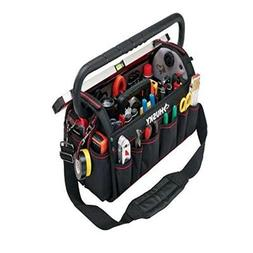 Husky 20in Pro Electrician Heavy Duty Tool Bag Tote Storage