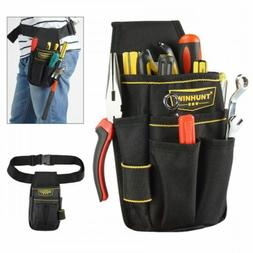 Electrician Tool Bag Waist Pocket Pouch Belt Storage Holder