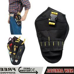 Electrician Tool Bag Waist Pocket Pouch Belt Holder Maintena