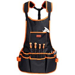 Electrician Tool Belt Bag Pouch Mechanic Vest Carpenter Apro