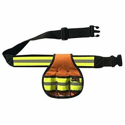 Portable Drill Holder Holster Pouch Cordless Tools Oxford Drill Waist Belt Bag~