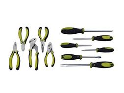 Craftsman EVOLV 5-Piece Pliers Set, 6 piece craftsman screwd