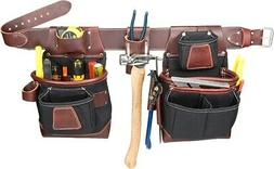 Occidental Leather 8580SM FatLip Tool Carpenter Fastener Bag