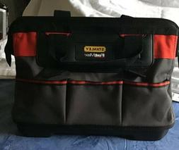 """STANLEY FatMax Tool Bag 14""""x8""""x8"""" New Never Used No Pa"""