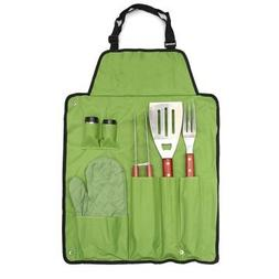 Field Day Barbecue Picnic Tableware Travel Supplies - 7pcs O