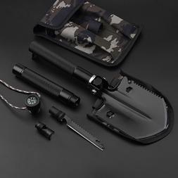 Folding Shovel Professional outdoor survival Tactical Multif