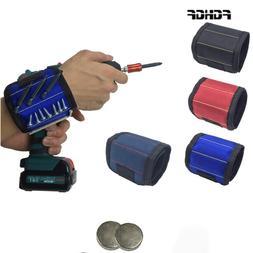 <font><b>Polyester</b></font> Magnetic Wristband Portable <f