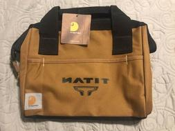 "Carhartt Foundations Nissan Titan 12"" Tool Bag with rain def"