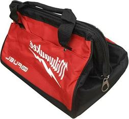 "Milwaukee Fuel M12 13"" Heavy Duty Contractors Tool Bag 13"" x"