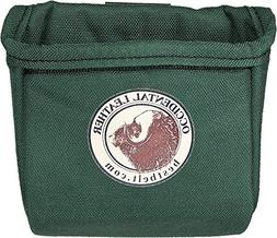 Occidental Leather G9501 Clip-On Pouch in Green