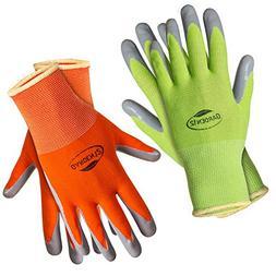 Gardening Gloves for Women Small Size.  Super Grippy Garden