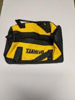 "Genuine Dewalt Heavy Duty Nylon Tool Bag 9"" x 9"" x 7"""