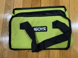 "RYOBI GENUINE OEM SOFT-SIDED POWER TOOL BAG 12x9x7"" CROSS X"