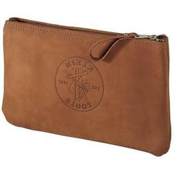 Top-Grain Leather Accessory Bags - leather accessory bag