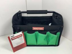 Craftsman Green 12In. Tool Set Tote Bag Gardening Workman Or