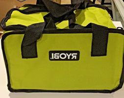 Ryobi Green Tool Bag 12 X 9 X 7 inch Fits Full Size 7 1/4 Ci