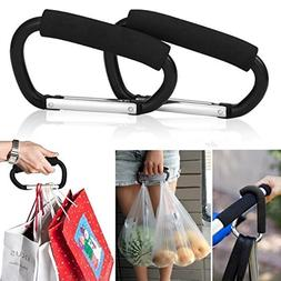 Grocery Bag Holder Handle Carrier Tool,Magnolian 2 Pack Extr