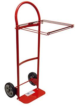 Milwaukee Hand Trucks 40620 Flow Back Handle Truck with Poly