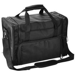 "Heavy Duty 17 ½"" L Professional Cosmetic Portable Tote Ba"