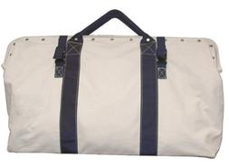 Bon 41-154 24-Inch by 5-1/2-Inch Heavy Duty Canvas Tool Bag