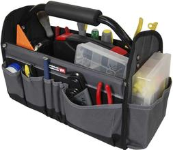 Heavy Duty Collapsible Tool Bag Pocket Carrier Organizer Ele