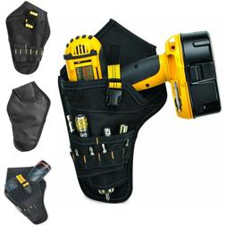 Heavy Duty Cordless Impact Drill Drive Holster Tool Bag Belt