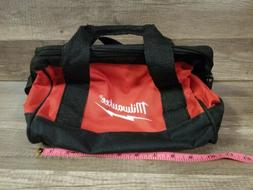 Milwaukee Heavy Duty Tool Bag Fits  10 x 13 x 10 inches new