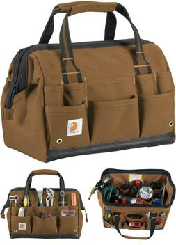 Heavy Duty Tool Organizers Durable With Metal Frame Bag 14 i