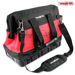 Hi-Spec Heavy Duty Wide Mouth Tool Bag with Waterproof Ultra