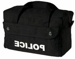 Rothco Heavyweight Black Canvas Tool Bag police print small