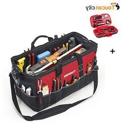 """Husky 24"""" Tool Bag 82167N17 and Toucan City Tool kit"""