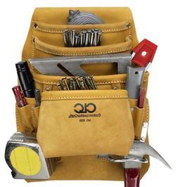 CLC Custom Leathercraft I933 Carpenter's Nail and Tool Bag,