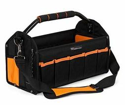 Internet's Best Open Top Electricians Tool Bag | Stiff Fra