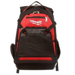 Backpack Tool Bag Tools Jobsite Storage Organizer w/ Laptop