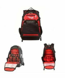 Milwaukee Jobsite Backpack Tool Bag Tools Storage Organizer
