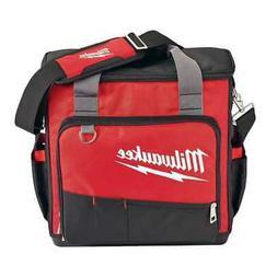 2pk Jobsite Tech Bag Tool Pouch Pocket Strap Storage Milwauk