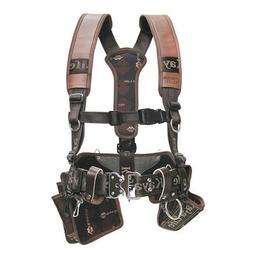 kl 600 work tool belt suspenders set
