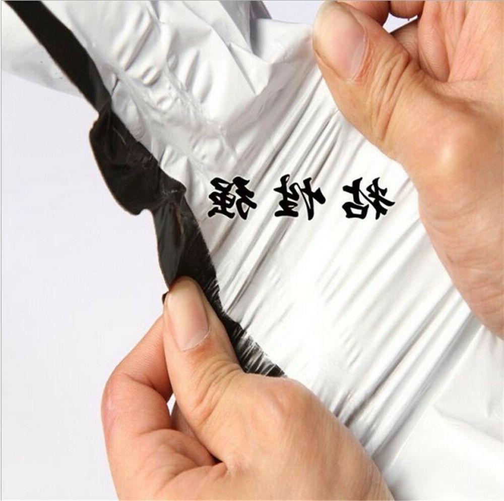 10Pcs Bag Envelope Seal Plastic Post Tool