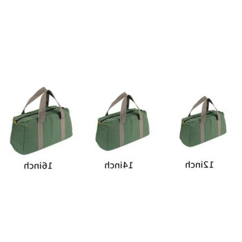 Mechanics Tool Bag Canvas Multi-function Storage Hand Tool B