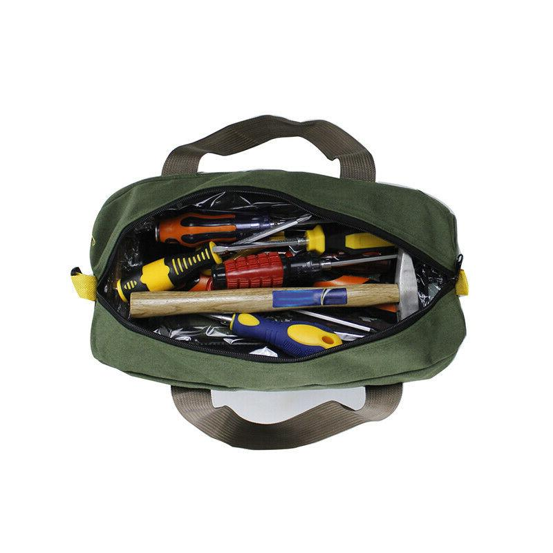 12/14/16'' Portable Mechanics Bag Canvas Multi-function Hand
