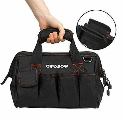 Workpro Top Wide Mouth Storage Bag