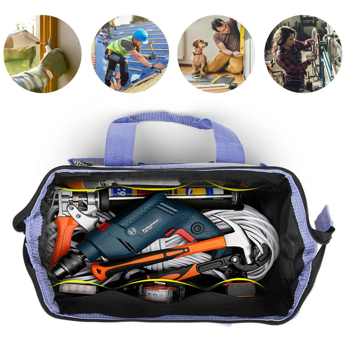 12 inch Portable Tool Bag Heavy US
