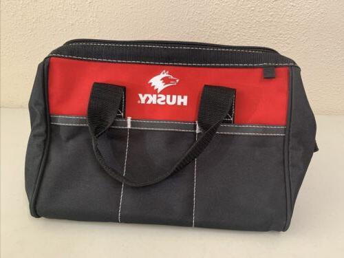 12 tool bag 3 pockets