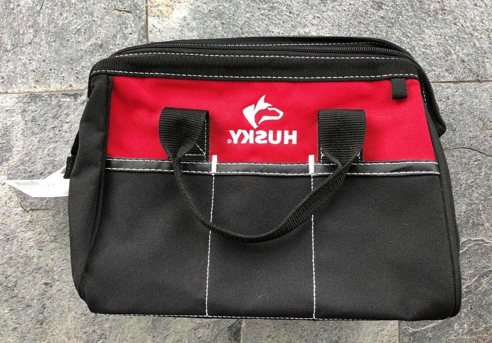 12 tool bag storage organizer water resistant